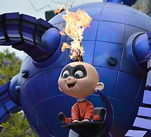 Disney Incredibles Jack Jack Disney Pixar Baby Incredible by notheothereye