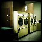 Laundrette No#1 by Bronek Kozka