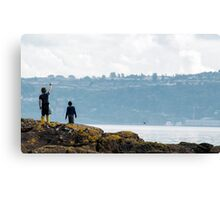 The Clyde, the Clyde Canvas Print