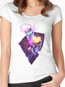 Feeling Like a Ghost Women's Fitted Scoop T-Shirt