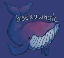 Bisexuwhale by Kirstendraws
