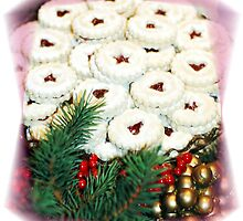 Christmas Cookies by Kathleen Struckle