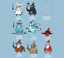 Know Your Wizards ! Unisex T-Shirt