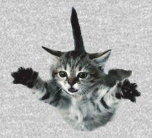 Funny Kitty One Piece - Short Sleeve