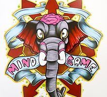 Mind Games by Sheep Brains