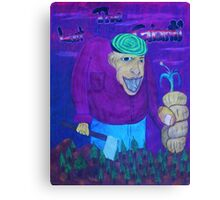 Last of The Giants - By Toph Canvas Print