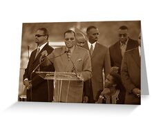 Reparations Now! Greeting Card