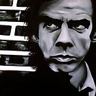 Nick Cave by ValerieSherwood