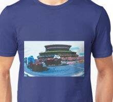 "Unique and rare 1980 Race Trucks France 10 (c) (t) "" fawn paint Picasso ! Olao-Olavia by Okaio Créations Unisex T-Shirt"