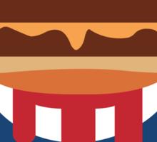 Burger Shot Sticker