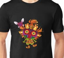 Tael and the Skull Kid Unisex T-Shirt