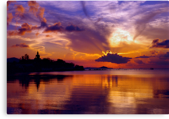 Koh Samui Sunset by MarkStanden