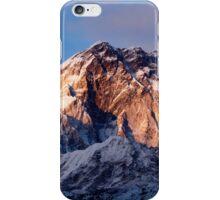 Nuptse 7861 from Lobuche iPhone Case/Skin