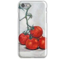 Dutch Tomatoes 3 iPhone Case/Skin