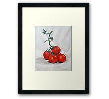 Dutch Tomatoes 3 Framed Print