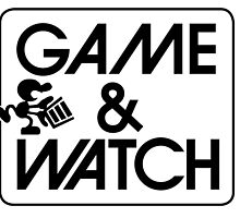 Game and Watch Man by joseph keen