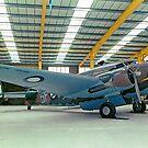 Lockheed Hudson IV A16-199/SF-R G-BEOX by Colin Smedley