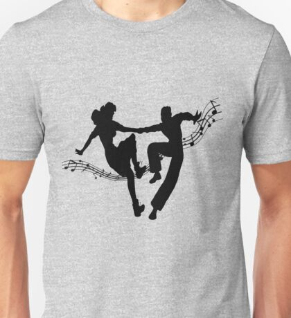 swing dance society Unisex T-Shirt