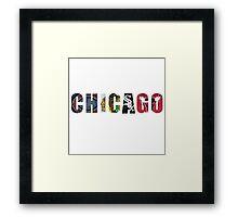 Chicago Sports Framed Print