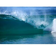 The Perfect Wave Photographic Print