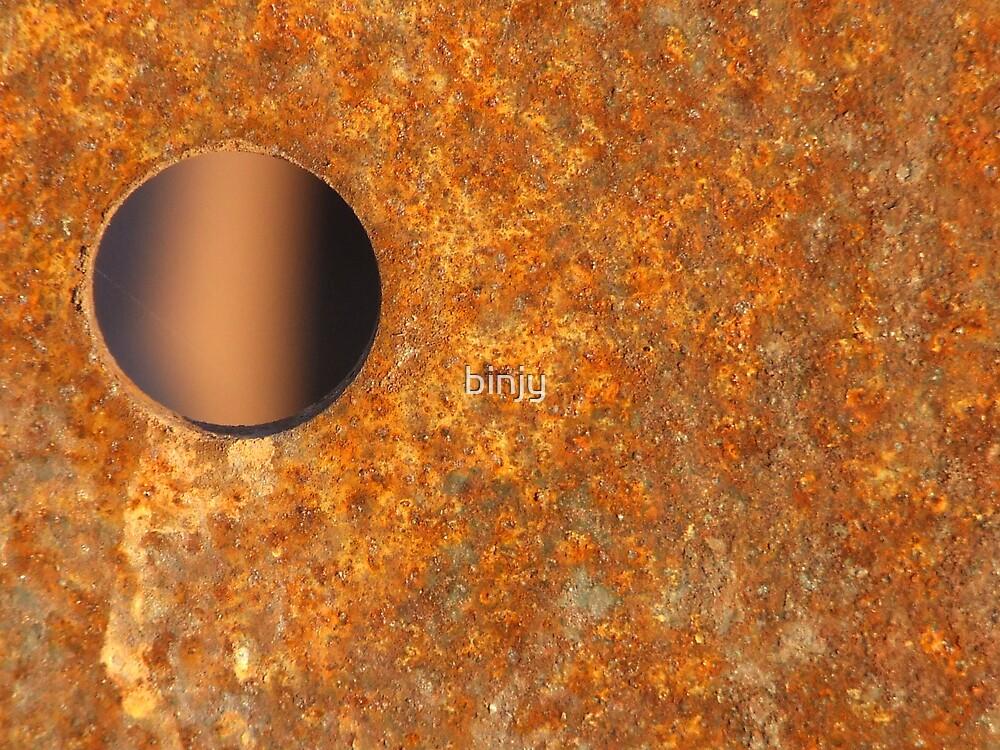 Rusty Art by binjy