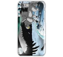 Wolf, captivity is over iPhone Case/Skin