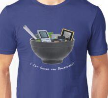 I Eat Games for Breakfast! Unisex T-Shirt