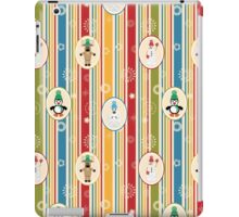 Winter Friends Pattern iPad Case/Skin