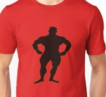 Muscle Man Unisex T-Shirt