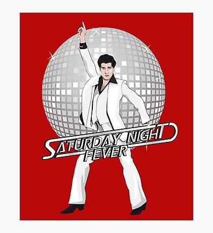 Saturday Night Fever Photographic Print