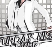 Saturday Night Fever Sticker