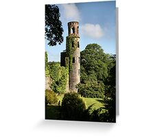 Blarney Castle - County Cork, Ireland Greeting Card