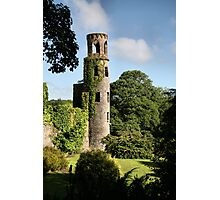 Blarney Castle - County Cork, Ireland Photographic Print