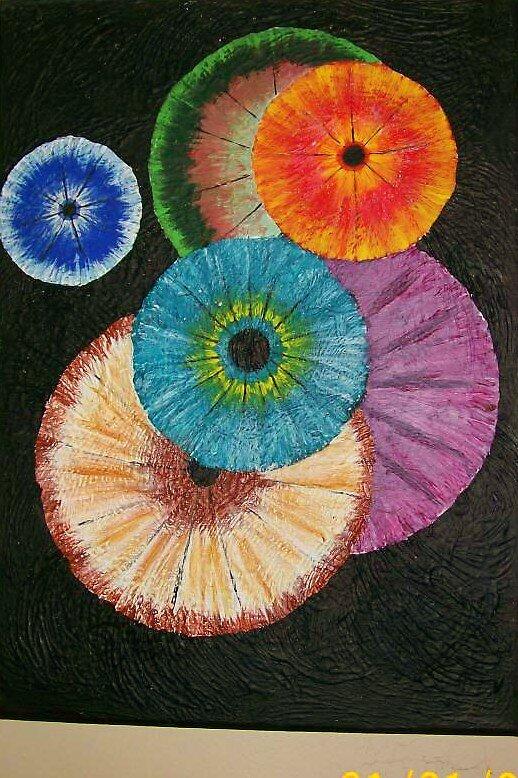 Inner Fruit:s by Derek Trayner