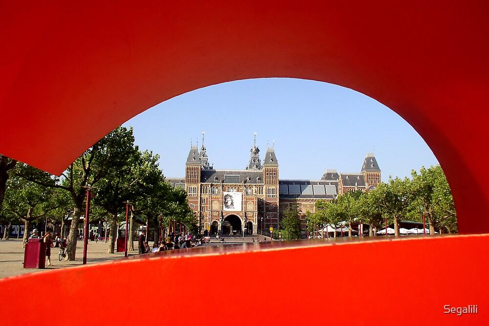 Amsterdam by Segalili