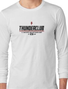 Thunderclub Wrestling Academy Long Sleeve T-Shirt