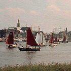 Beautiful Antwerp #2 by Gilberte