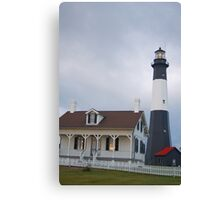 The Tybee Island Lighthouse Canvas Print