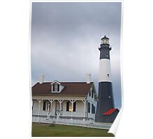 The Tybee Island Lighthouse Poster