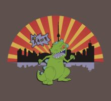 Reptar in da sity by Cooleras