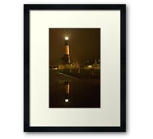 Reflections Of The Light Framed Print