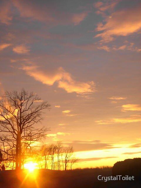 Sunrise1 by CrystalToilet