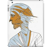 Ballad of the Lonesome Wolfboy  iPad Case/Skin