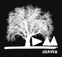Depeche Mode : Heaven - 2 - White T-Shirt