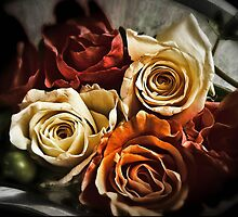 Roses are not always red... by Louise LeGresley