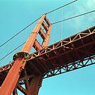Golden Gate Bridge by 945ontwerp