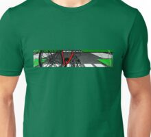 Bike in the city  Unisex T-Shirt