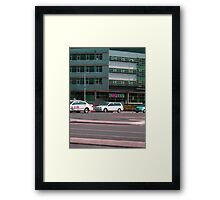 fortitude valley 11 Framed Print