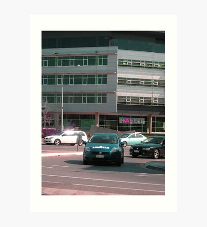 fortitude valley 12 Art Print