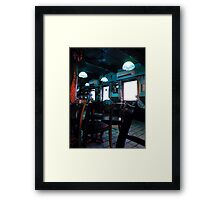 west end 10 Framed Print